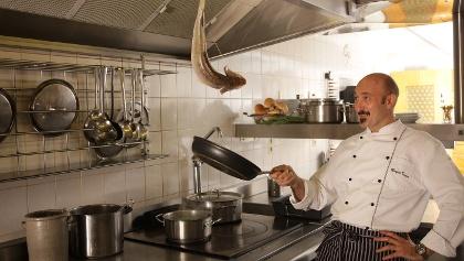 """Gaststätten und Restaurants für jeden Geschmack gibt es auf der """"Schlemmermeile"""" in Neupotz"""