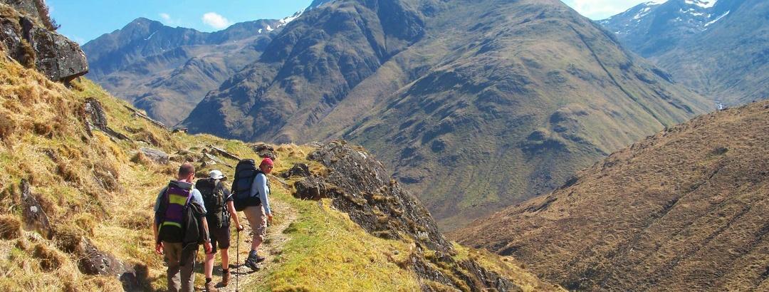 Highland Trekking Loch Ness - Isle of Skye