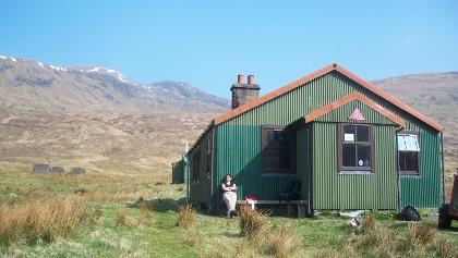 Glen Affric Hostel