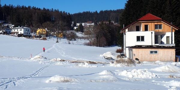 Nochmals Wipflerbergstraße 33, (~730m) queren