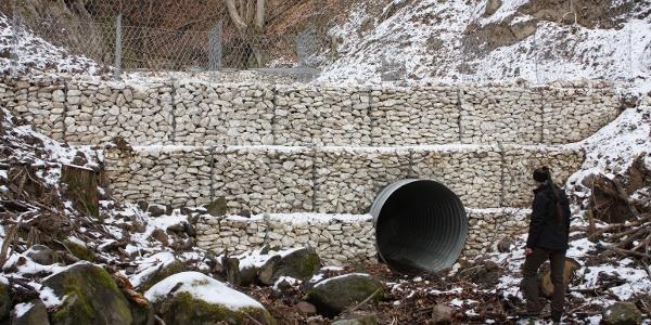 A kőgát