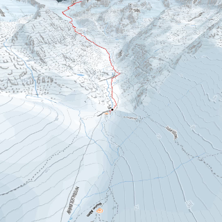 Skitour im Stubaital: Schrandele (3392)