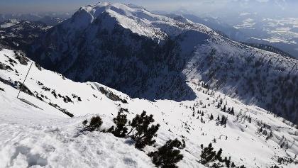 Herlliche Ausbilcke vom Gipfel