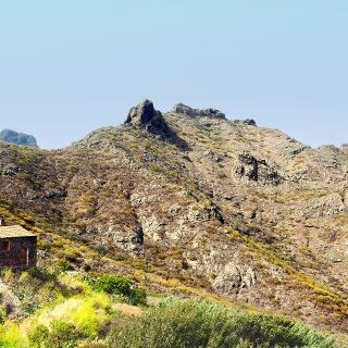 Buenavista, Territorio antiguo volcanes