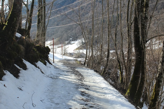 Winterwandern auf den Spuren des General Suworow