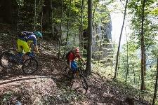 Downhill Schlossfelsen