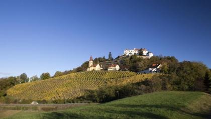 Ansicht Schloss Kapfenstein