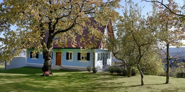 Das Ferienhaus Eckhansl