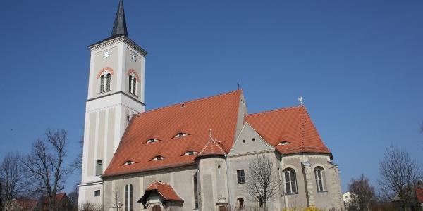 Kirche zu Naustadt
