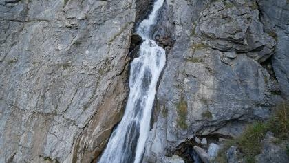 Der Simms-Wasserfall