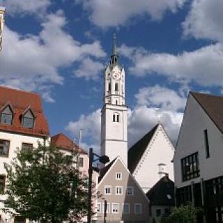 Stadtpfarrkirche St. Jakob, Schrobenhausen