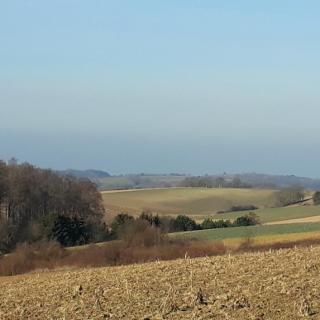 Zwischen Wössingen und Obergrombach