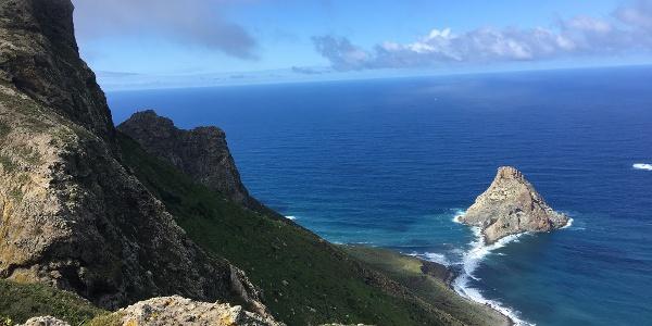 Stunning coastal views.