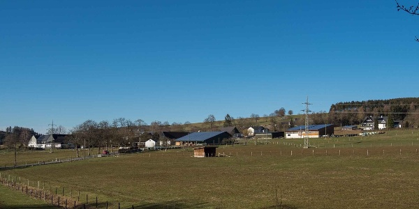 Obringhausen im Schmallenberger Sauerland