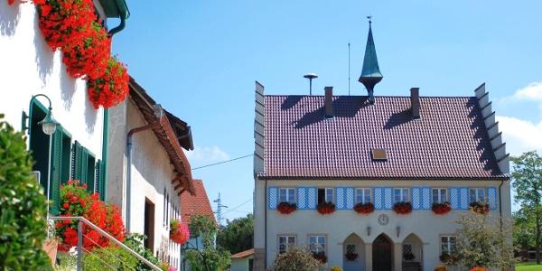 Rathaus Wutach