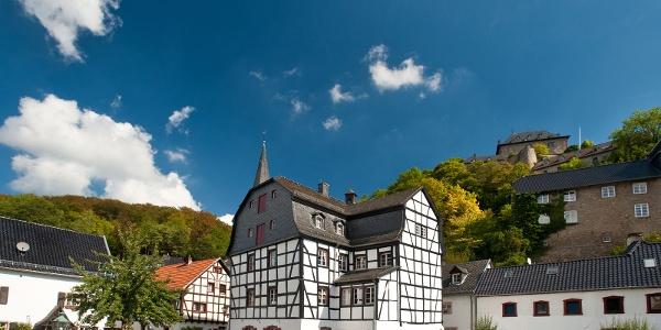 Historischer Ortskern Blankenheim