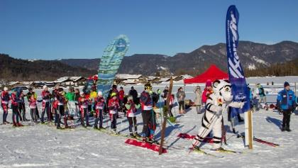 Die neue 'Skitty World nordic' am Hirschberglift