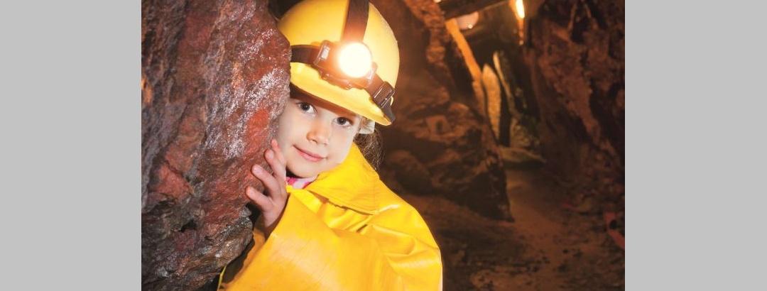 Bergbau Erlebnistage 2019 für Kinder