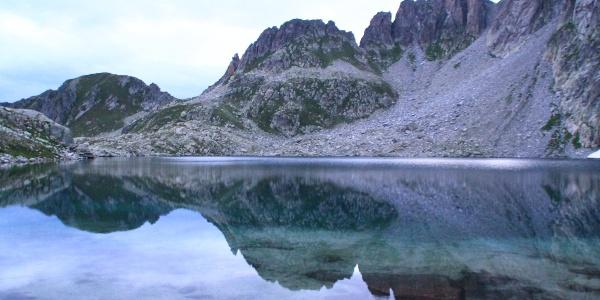 Lago di Cima D'asta