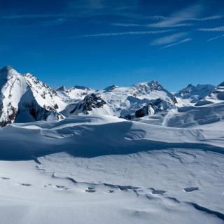 Bergträume - Traumberge ... Kitzsteinhorn, Hocheiser, Großglockner