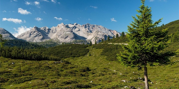 High path of the Dolomites nr. 1