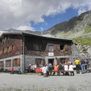 Gießener Hütte in der Ankogel-Gruppe