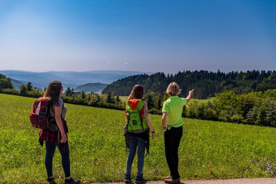 Weilheim:  Kloster- und Kreuz-Weg