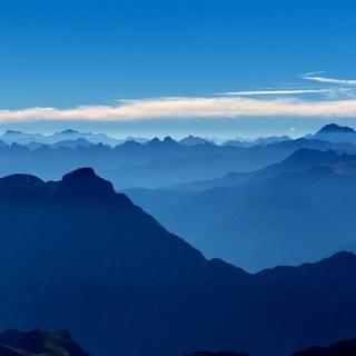 Gipfel im Werdenfelser Land