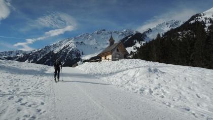 Skitourengänger in der Wildschönau