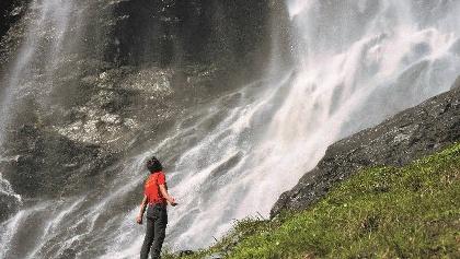 Frühling in Kärnten am Alpe-Adria-Trail