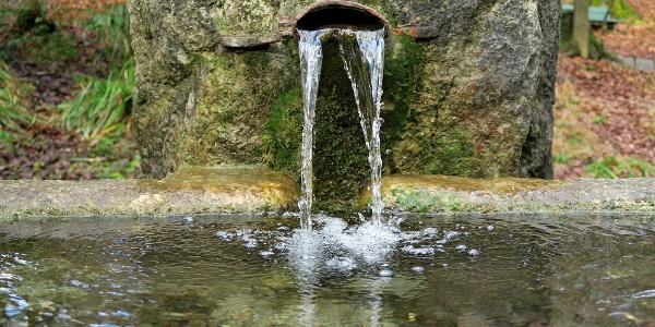 Glasbrunnen.