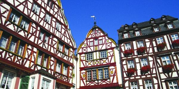 Marktplatz von Bernkastel-Kues