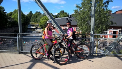 E-bike tour in Helsinki