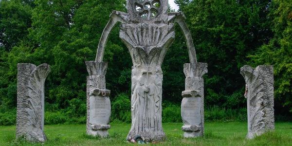 Pusztamarót, történelmi emlékhely