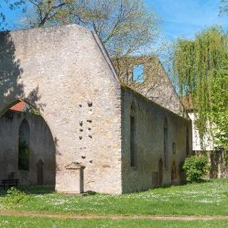 Ruine Liebfrauenkirche 1