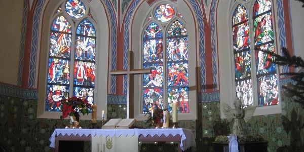 ev. Kirche Monsheim