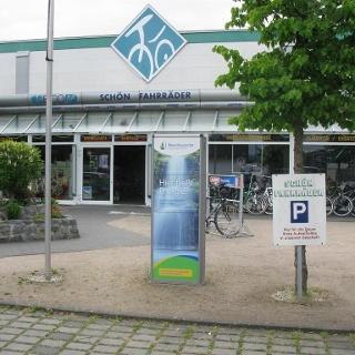 Fahrrad Schön
