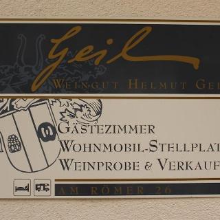 Weingut Geil_Schild