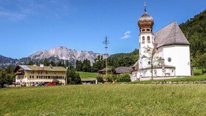 Kirche Oberau
