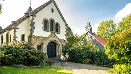 Kapelle St. Jakobus in der Abtsküche Heiligenhaus