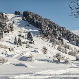 Winterwanderung Brigels