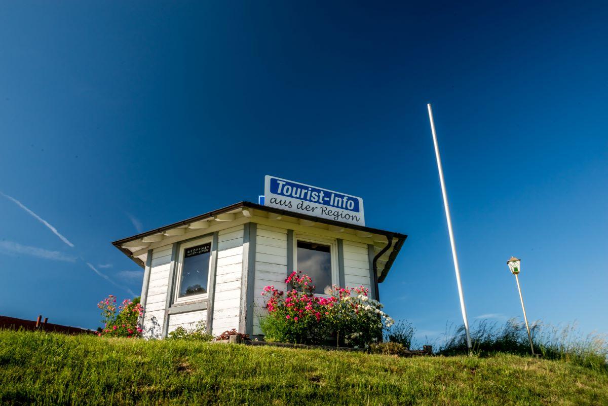 Tourist Informations Häusle Waldhaus