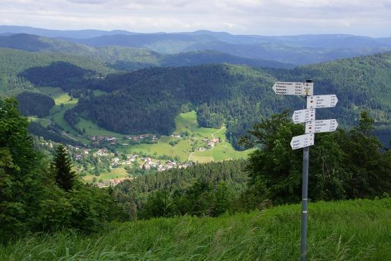 Kreuzweg - Blauen - Badenweiler