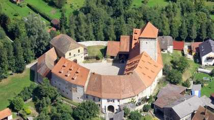 Burg Dagestein in Vilseck