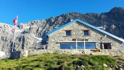 Berghütte Cabane Rambert CAS