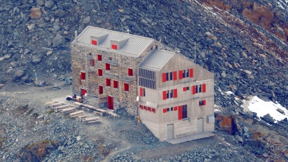 Britanniahütte SAC/CAS