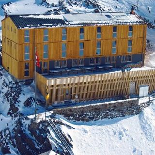 Finsteraarhornhütte SAC/CAS