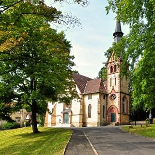 Friedenskirche Bad Liebenstein