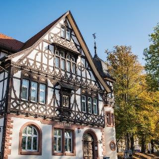Historische Post Bad Liebenstein
