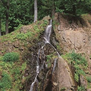 Luisenthaler Wasserfall
